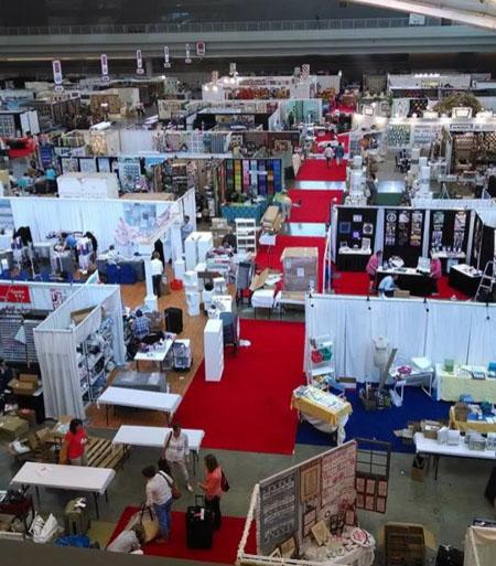 International Quilt Market