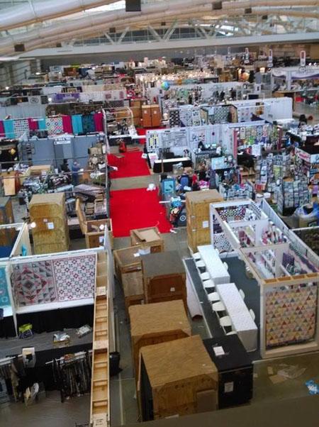International Quilt Market 4