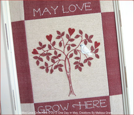 May Love Grow Here 4 One Day In May