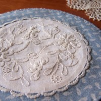 A Doily for Annabelle - One Day in May