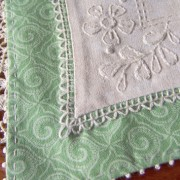 A Doily for Bessie - edge detail