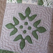 Thankful Block 2 - reverse applique