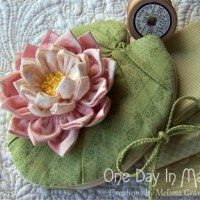 Waterlily Dreaming Needle Keep - One Day In May