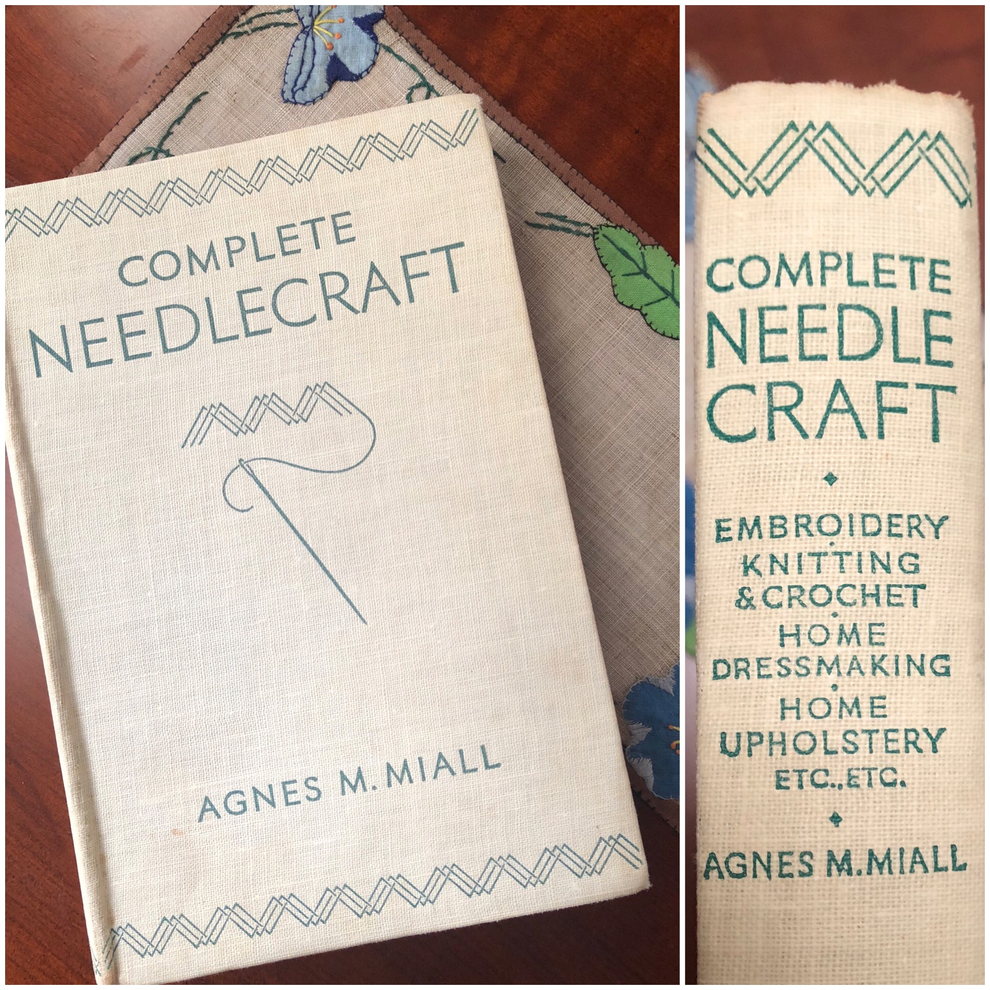 Complete Needlecraft - Agnes M Miall