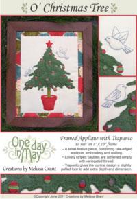 OD7 O' Christmas Tree ~ pattern cover
