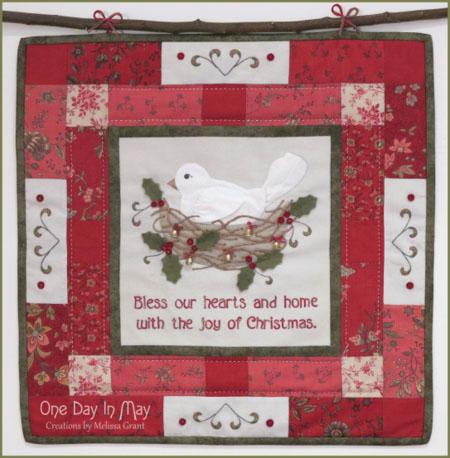 The Joy of Christmas  ~ full quilt