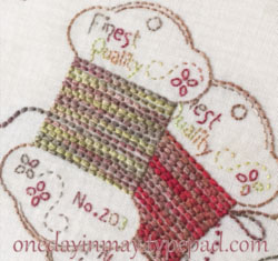 With Thread in Hand Photos closeup6