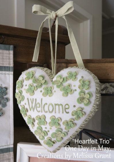 Heartfelt Trio Welcome1