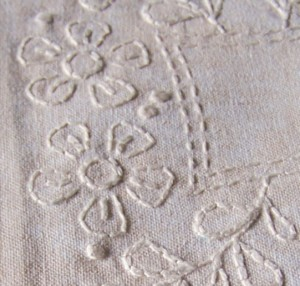 A Doily for Bessie - centre detail
