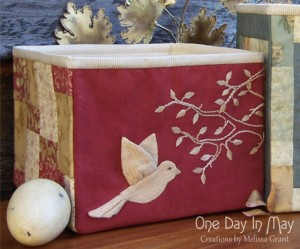 Birds of the Meadow - small box
