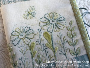 Daisy Dance - front cover detail