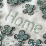 Heartfelt Trio - Home closeup
