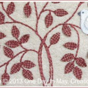 May Love - semi-detached leaves