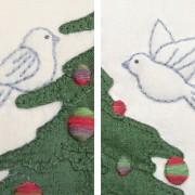 O' Christmas Tree - bird detail