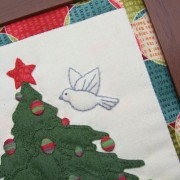 O' Christmas Tree - flying bird