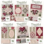 Thankful - full pattern set