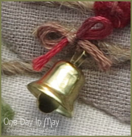 The Joy of Christmas  ~ bell