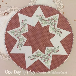 A Festive Star - One Day in May