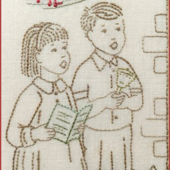 Good Tidings - singing boy and girl