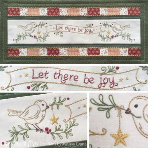 Let There be Joy - collage