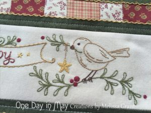 Let There be Joy - wren detail