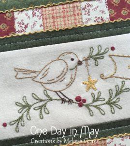 Let There be Joy - wren closeup