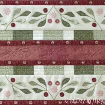 Lilly Pilly - small table runner
