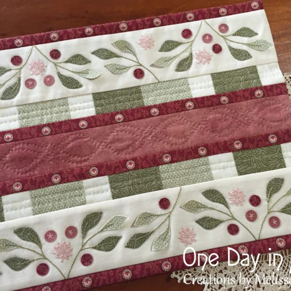 Lilly Pilly Table Runner