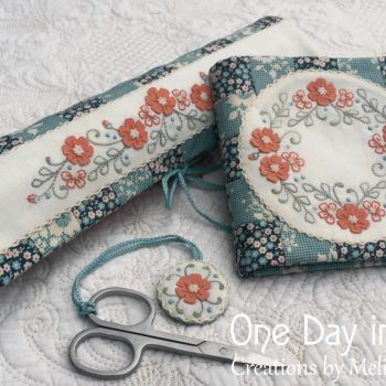 Petite Blooms Sewing Set